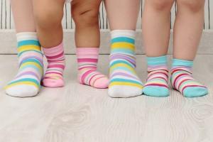 kids feet